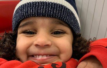 Sweet Smile! See Rob Kardashian, Blac Chyna's Daughter Dream's Photo Album
