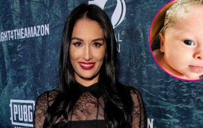 Baby Fever! Nikki Bella Shares Adorable Pic of 1-Month-Old Son Matteo