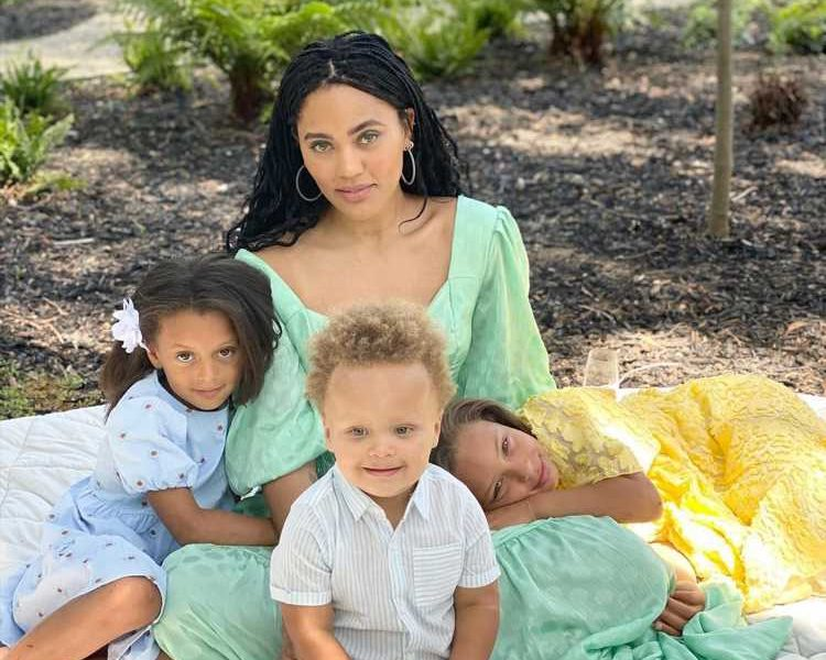 Ayesha Curry Shares Tricks That Have Worked in Homeschooling Her Kids: 'We're in the Thick of It'