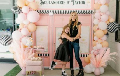 Christina Anstead Celebrates Daughter's Birthday at Paris-Themed Bash amid Split from Husband Ant