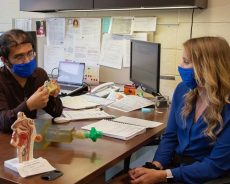 Masks can block coronavirus-carrying droplets