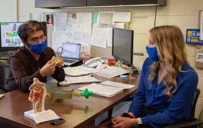 Masks can block coronavirus-carrying droplets