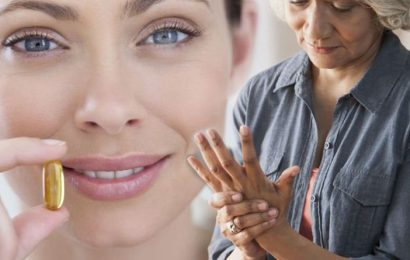 Rheumatoid arthritis: Taking a certain vitamin could help to reduce your risk