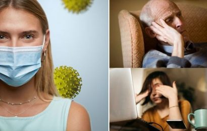 The cognitive issues that can indicate coronavirus – not one of the three 'main' symptoms