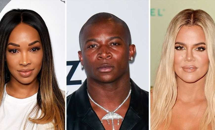 Malika Haqq Reacts to O.T. Genasis Clubbing During Her Babymoon With Khloe