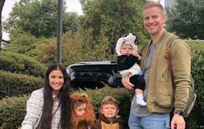 Catherine Giudici, Sean Lowe's Family Album: Birthdays, Baby Bumps and More!