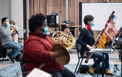 Aerosol research instrumental in getting musicians back to playing safely