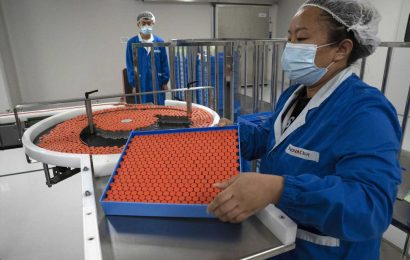 China joins COVAX coronavirus vaccine alliance