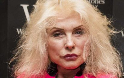 """Find therapy scary? Debbie Harry explains why it's """"worth the fight"""""""