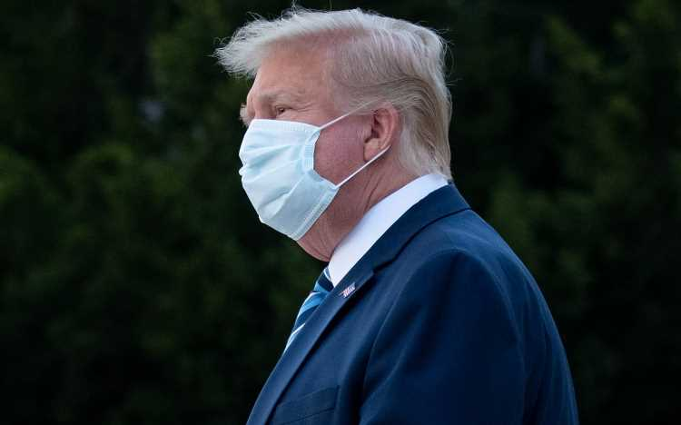 President Trump's Coronavirus Treatments Would Cost the Average American More Than $100,000