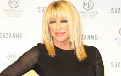 Suzanne Somers Reveals She Had Neck Surgery After an 'Unfortunate Fall' That Left Her in 'Tremendous Pain'