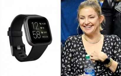 Kate Hudson's Smartwatch Is the Cheapest It's Ever Been — but Not for Much Longer