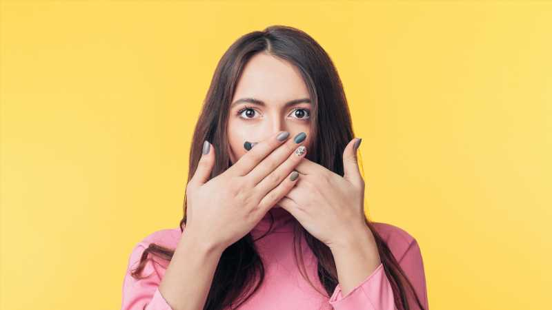 Here's the secret to getting rid of canker sores