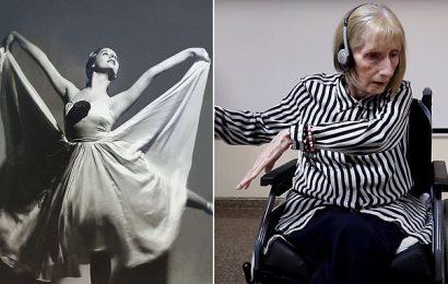 Marta Cinta Gonzalez relives the magic of Swan Lakedespite dementia