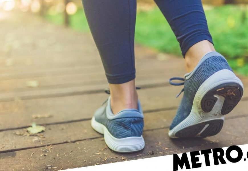 The mental and physical health benefits of walking for just 30 minutes a day