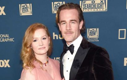 James Van Der Beek Reflects on Wife Kimberly's Miscarriage 1 Year Later
