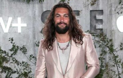 Jason Momoa 'Didn't Know' How to Be a Dad After Growing Up Without One