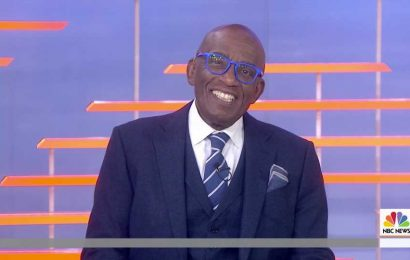 Al Roker Returns to Today Studio 2 Weeks After Surgery for Prostate Cancer: 'I Feel Really Good'