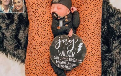 Whiskey Myers' John Jeffers and Wife Hope Welcome Son Jag Wilder: 'We've Been Waiting on You'