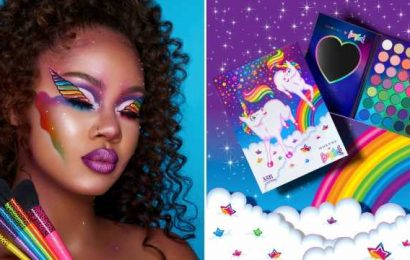 I Need Everything in This Lisa Frank Makeup Collection