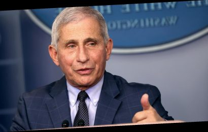 Why Dr. Fauci Says Joe Biden Should Receive The COVID Vaccine 'As Soon As Possible'
