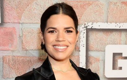 America Ferrera Shares Never-Before-Seen Hospital Photo From Pandemic Birth