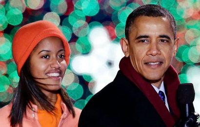 Barack Obama Says Daughter Malia's Boyfriend Quarantined at Their House