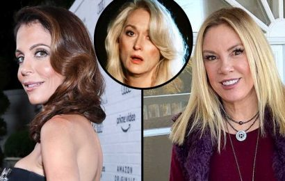 Bethenny Compares Ramona to 'Death Becomes Her' Amid Plastic Surgery Rant