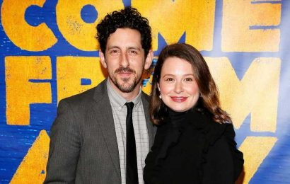 Little Gladiator! Scandal's Katie Lowes, Adam Shapiro Welcome 2nd Child