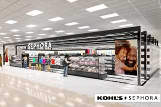 Sephora and Kohl's Sign Long-term Partnership