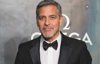 George Clooney Says He Tries to Allow His Twins, 3, 'Enough Room to Make Their Mistakes'