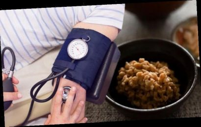 High blood pressure: Natto shown to reduce hypertension – what is it?