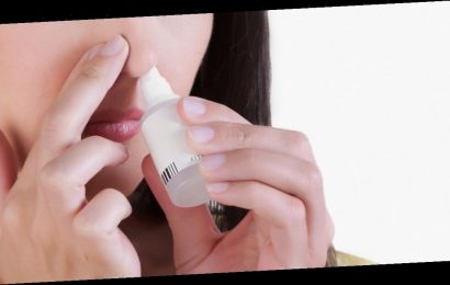 Scientists make 7p a day nasal spray that can cut Covid-19 risk by 78%