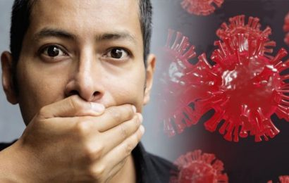 Covid new strain: Persistent hiccups could be a symptom of the new coronavirus