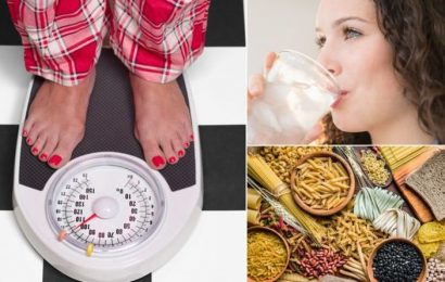 How to lose weight fast: Five easy diet and exercise tips to avoid obesity