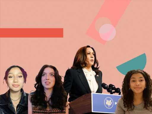 Kamala Harris' Vice Presidency Gives These Teens Hope — But They're Still Nervous