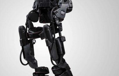 Robotic exoskeleton training expands options for stroke rehabilitation