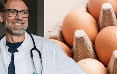 Doctor response to new study suggesting eggs increase risk of early death