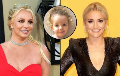 Britney Spears Gives Jamie Lynn Spears' Daughter Ivey, 2, 'Cutest Purses'