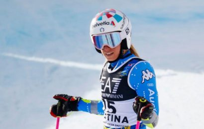 Alpine skiing: Bassino, Faivre win parallel golds for Italy and France