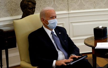Biden believes U.S. teachers are priority for vaccinations, White House says