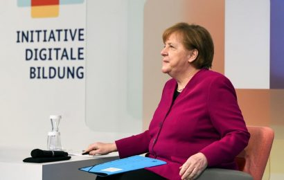Germany's Merkel proposes three-stage plan to lift virus curbs: sources