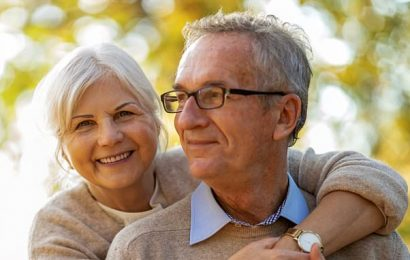 DR MICHAEL MOSLEY: If you're over 60, you're HAPPIER than ever