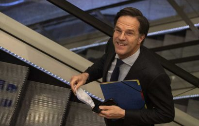Dutch govt says it's too early to start easing the lockdown