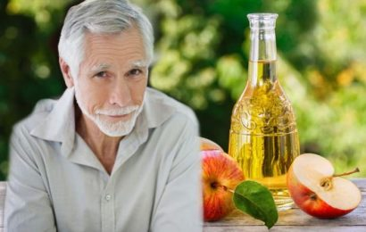 How to live longer: Apple cider vinegar reduces heart disease risk to boost longevity