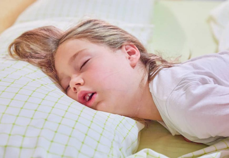 Snoring linked to learning hurdles in kids, study finds