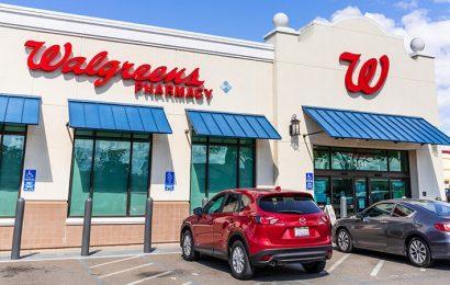 Walgreens Pharmacy Distributes Saline, Not Vaccine, to 22 People
