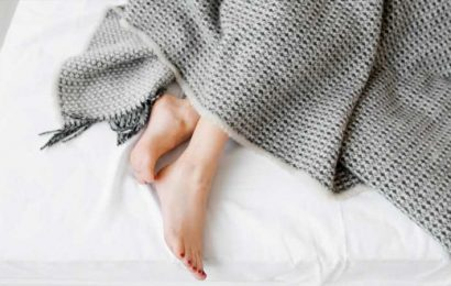 What Does It Really Mean When Your Legs Move In Your Sleep