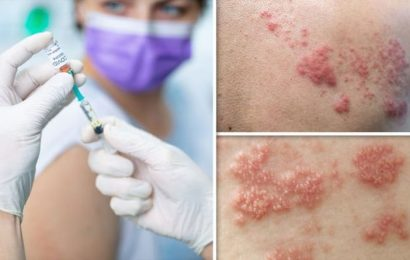 Pfizer vaccine side effects: Six cases of shingles reported in latest research