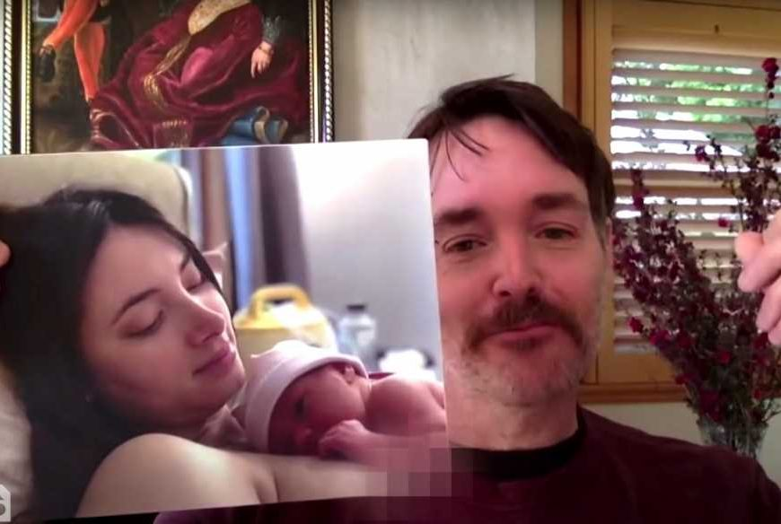 Will Forte Reveals He and Fiancée Olivia Modling Welcomed Their First Baby: 'We Love Her'